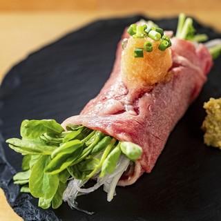 お得なミヤビ食べつくしコースは全10品4,000円でご提供!