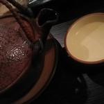 若松屋 - ふぐひれ酒