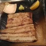 若松屋 - 白焼き大串