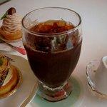 スウィーツ菓子工房 - アイスコーヒー