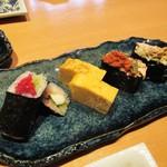 寿司栄 華やぎ - お寿司③