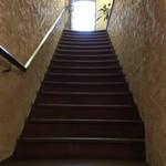 99190517 - 階段は木製