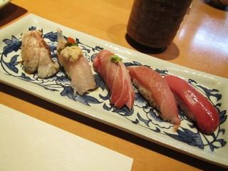 寿司栄 華やぎ - お寿司②
