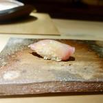 99191492 - [2018/12]寿司② 白甘鯛の握り