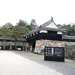 明神丸 - 高知城2