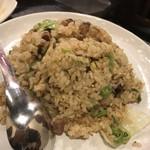 ひげ - 炒飯