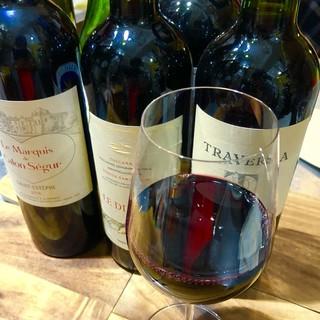 ◇種類豊富なラインナップ◇世界各国のワイン取り揃えています。