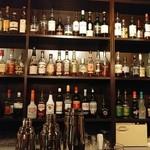 Guinea Bar - バックバーの一部