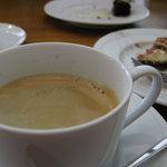 トラットリア レオーネ - コーヒー