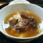 992739 - 穴子山椒煮のお茶漬け
