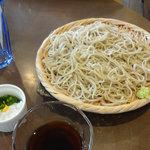 NISHIann cafe - カフェでいただくお蕎麦