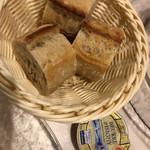ビストロ オザミ - パン