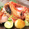 さかな堂 - 料理写真:金目鯛の塩焼き