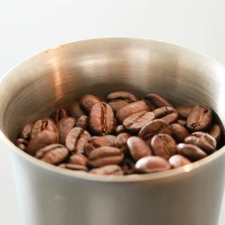 """その場で一杯ずつ挽きたてをご用意◆オリジナル焙煎の""""珈琲"""""""