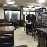 香美園 - 店内風景(2018.12.28)