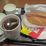 タリーズコーヒー - 朝セット