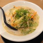 99208773 - 鶏白湯 タンメン