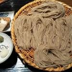 99210660 - ざる蕎麦大盛950円