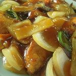 中国料理 香蘭 - 料理写真:酢豚