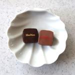 デカダンス ドュ ショコラ - 美しいロゴの印字