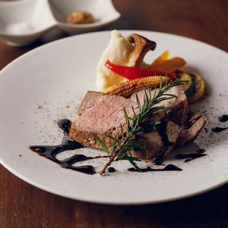 ◆産地直送◆こだわり料理の魅力は旨味溢れる≪蔵王豚≫に有り。