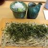 手打ち蕎麦 二村 - 料理写真:ざるそば 大盛