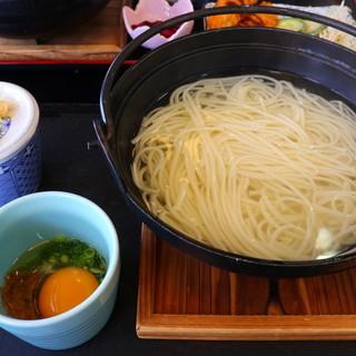 うどん茶屋 遊麺三昧 - 料理写真: