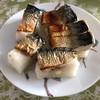ブルースカイ - 料理写真:焼鯖寿司