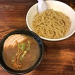 麺工房 武 - 特製豚骨魚介つけ麺