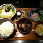 鯛樹 - 宇和島鯛飯定食