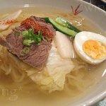 9923942 - 冷麺(大) アップ