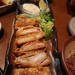 99232815 - 鶏南蛮のタルタルソース