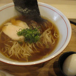 麺や ゆた花 - 鶏チンタン麺(\780)