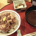 てんぷら いわ井 - 天丼