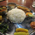 ネパール民族料理 カスタマンダップ 大塚駅