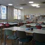 寒地土木研究所食堂 - 店内です。
