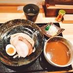 つけ蕎麦 中華蕎麦 尚念 - つけ蕎麦(小盛り)
