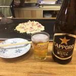 松楽 - 焼き始め〜
