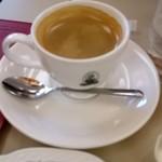 ルノアール - ホットコーヒー