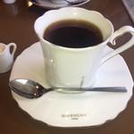 ミキコーヒー専門店 - 強気な私にはその香りがこなかった ストロングミックス