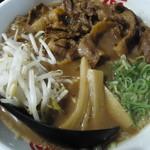 徳福 - 徳島肉そば