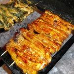 中川屋 - 料理写真:パリッと香ばしく・・・