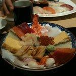 築地 寿司清 - チラシずし