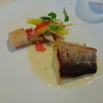 シェヌー - メイン(季節の魚)