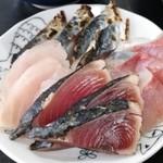 魚匠屋 - 食べ放題の刺身