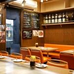 広島お好み焼き・鉄板焼き 倉はし - ☆カウンター席とテーブル席があります(^◇^)☆