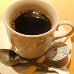 99244622 - ランチのホットコーヒー(+100円)