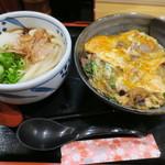 うどん和匠 - 料理写真:他人丼セット