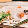 みつ林 - 料理写真:今夜の本命ふぐしゃぶ