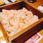 彩蔵  - ご飯。すでに記憶なし(^◇^;)